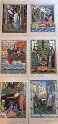 画像2: ロシア絵本・ロシアの民話挿絵画集 (2)