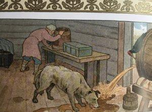 画像4: ロシア絵本・「ロシア動物お話集:ヤギとオオカミ他」