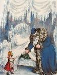 画像4: ロシア絵本・コナシェーヴィチ画「マロースおじいさん」 (4)