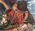 画像4: ロシア絵本・T・マーヴリナ「かえるの王女」 (4)