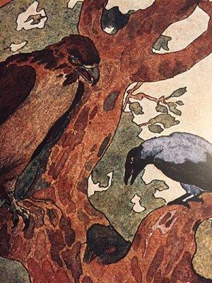 画像2: ロシア絵本・「ロシア動物お話集:鷲とカラス他」