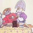 画像3: ロシア絵本・ラチョフ画「三つの狐のお話」 (3)