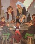 画像8: ロシア絵本・PB・デフテリョーフ画「おやゆび指姫・おやゆび小僧」