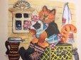 画像4: ロシア絵本・猫の絵本 (4)
